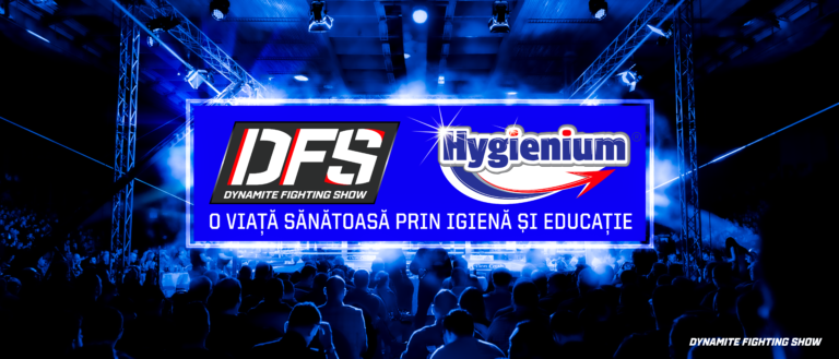 Hygienium Dynamite Fighting Show