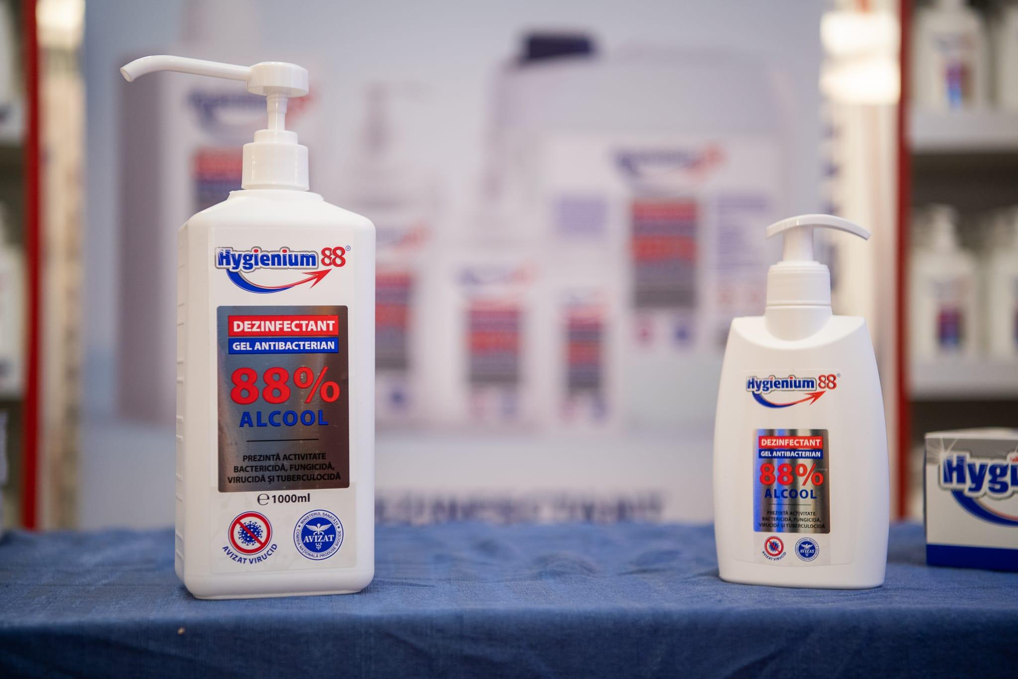 Hygienium, partener la ROHO – Convenția Română a Spitalelor: ,,Siguranţa sanitară, în prim-plan''