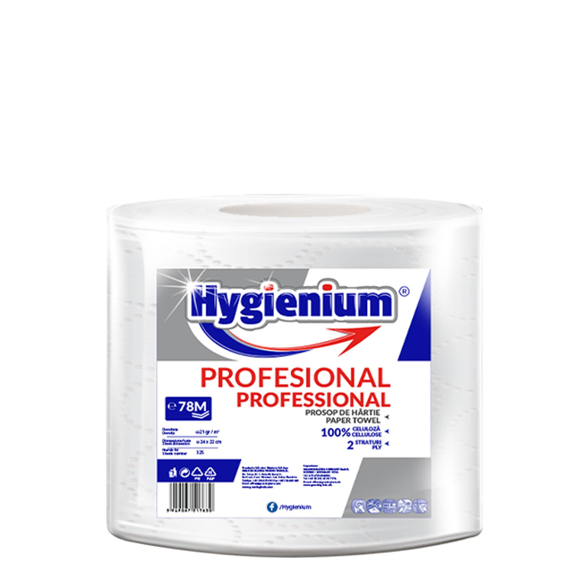 Toalha de papel Hygienium Professional 78 M