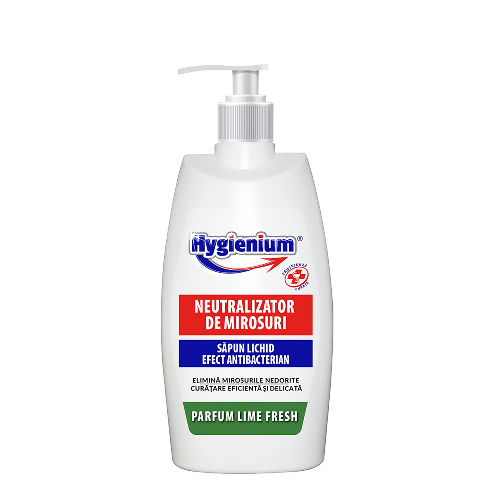 Hygienium antibakterielle Flüssigseife
