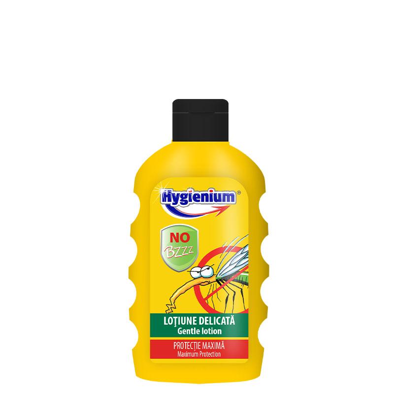 Hygienium No Bzz lotiune delicata 200 ml