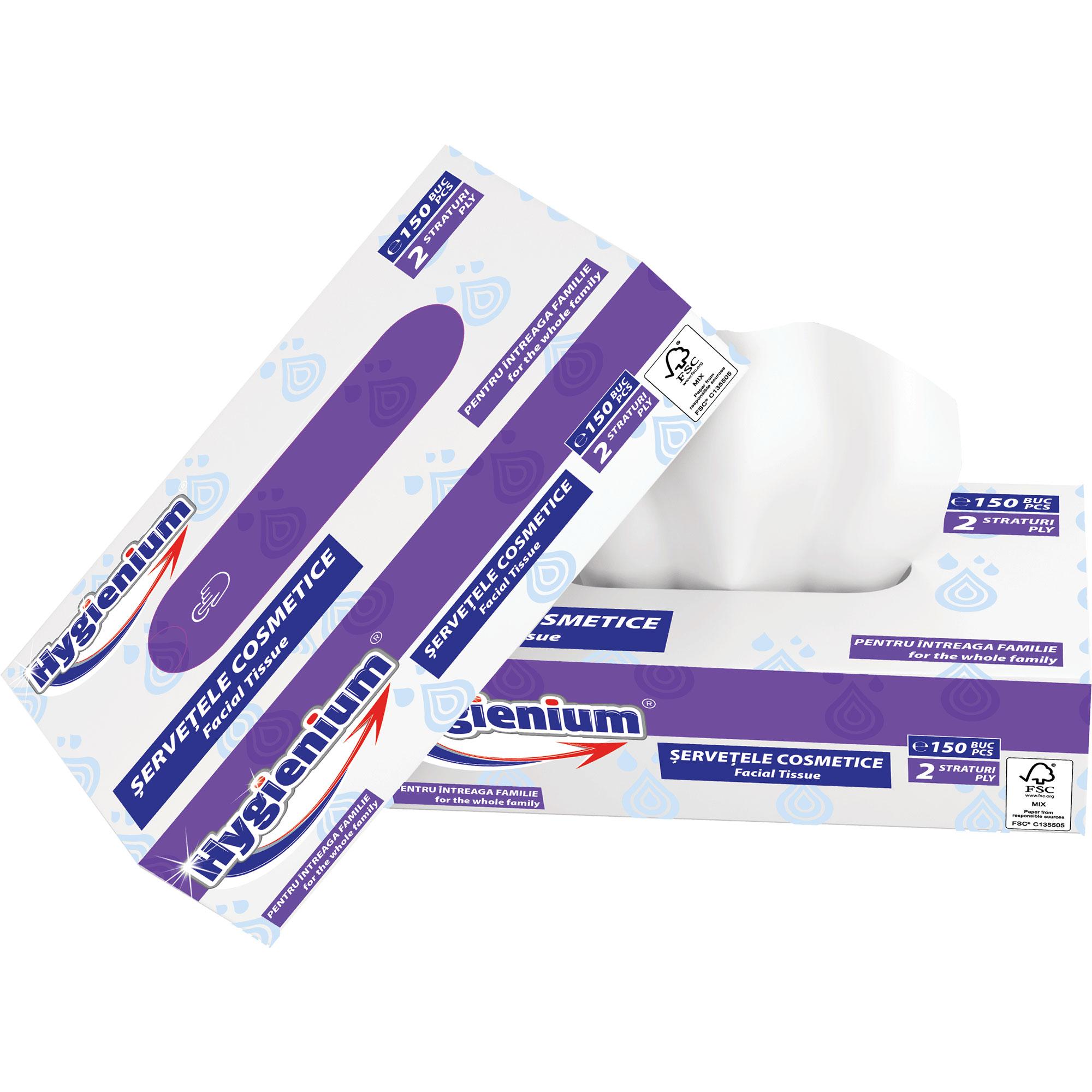 Hygienium servetele cosmetice
