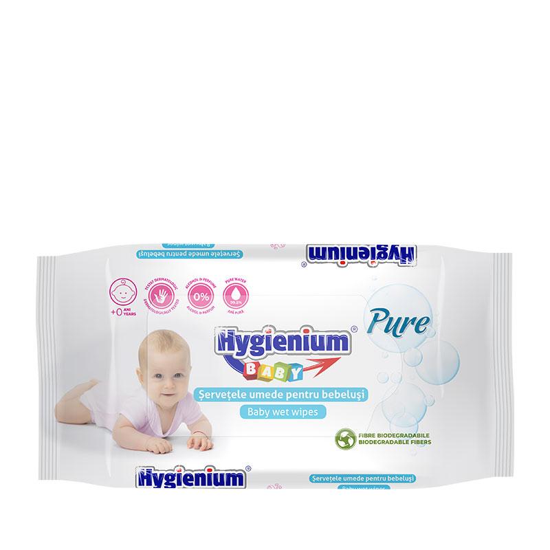 Hygienium Baby Pure Feuchttücher 48 Stück