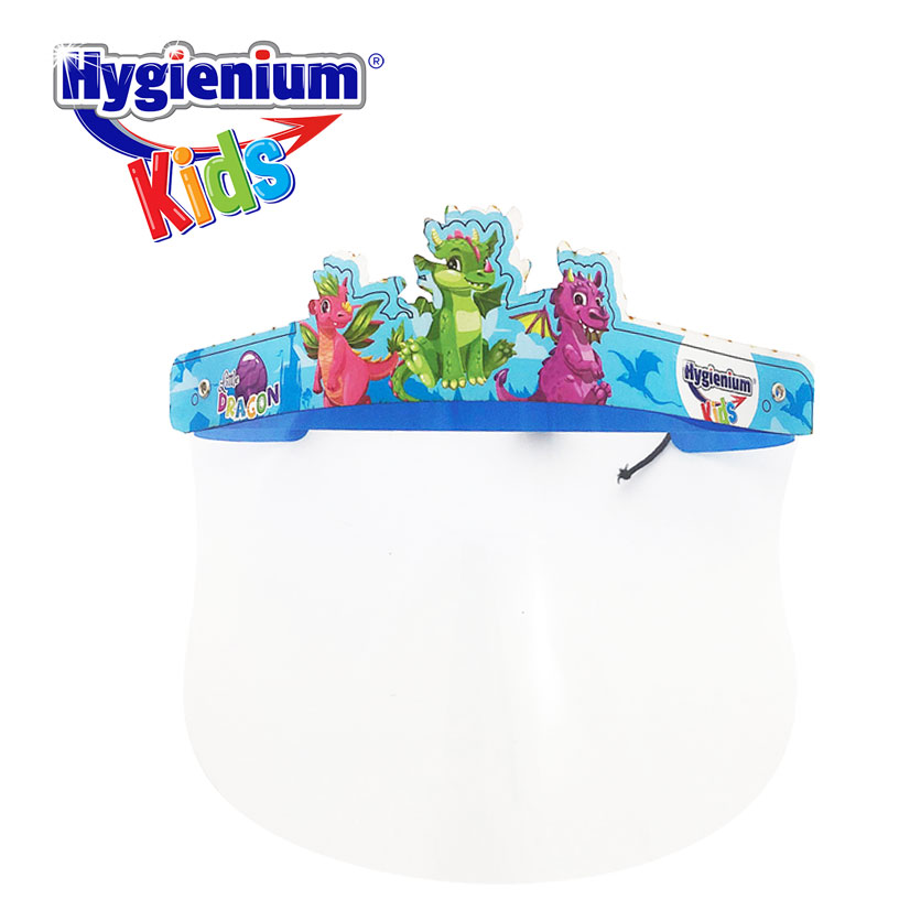 Hygienium Kids Dragon Visier