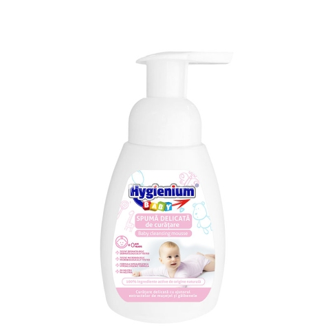 Hygienium Baby cleaning mousse